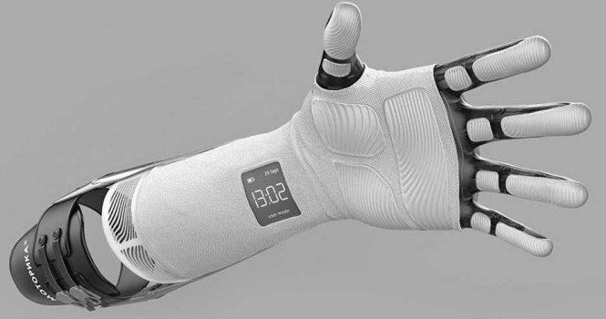 La mejor prótesis para trabajador por accidente laboral