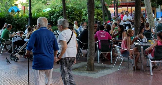 Suspendida la revalorización de las pensiones