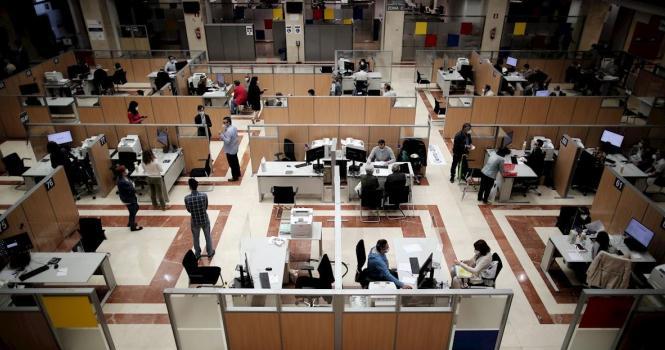 Las Juntas de Personal tienen derecho a solicitar datos de productividad