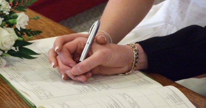 Bodas y divorcios fueron el 54% de los actos totales de jurisdicción voluntaria