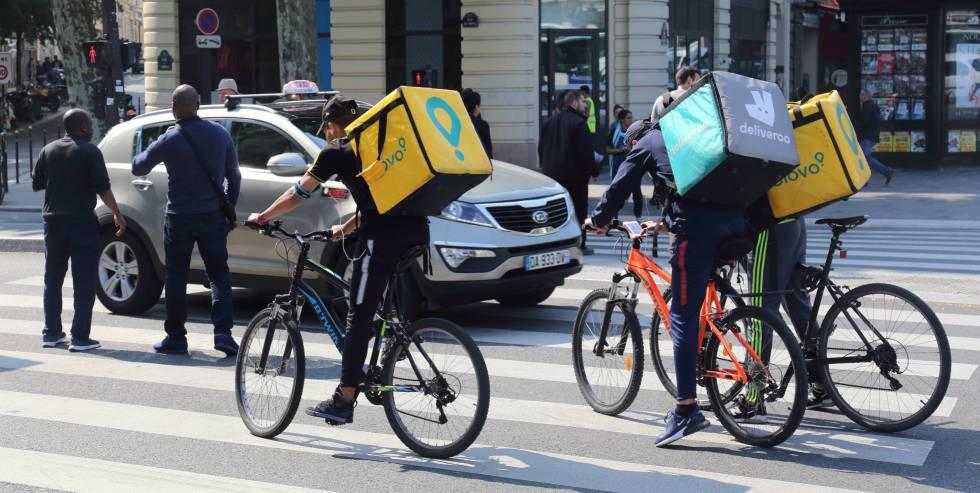 """La nueva """"ley de riders"""" apunto de ver la luz"""
