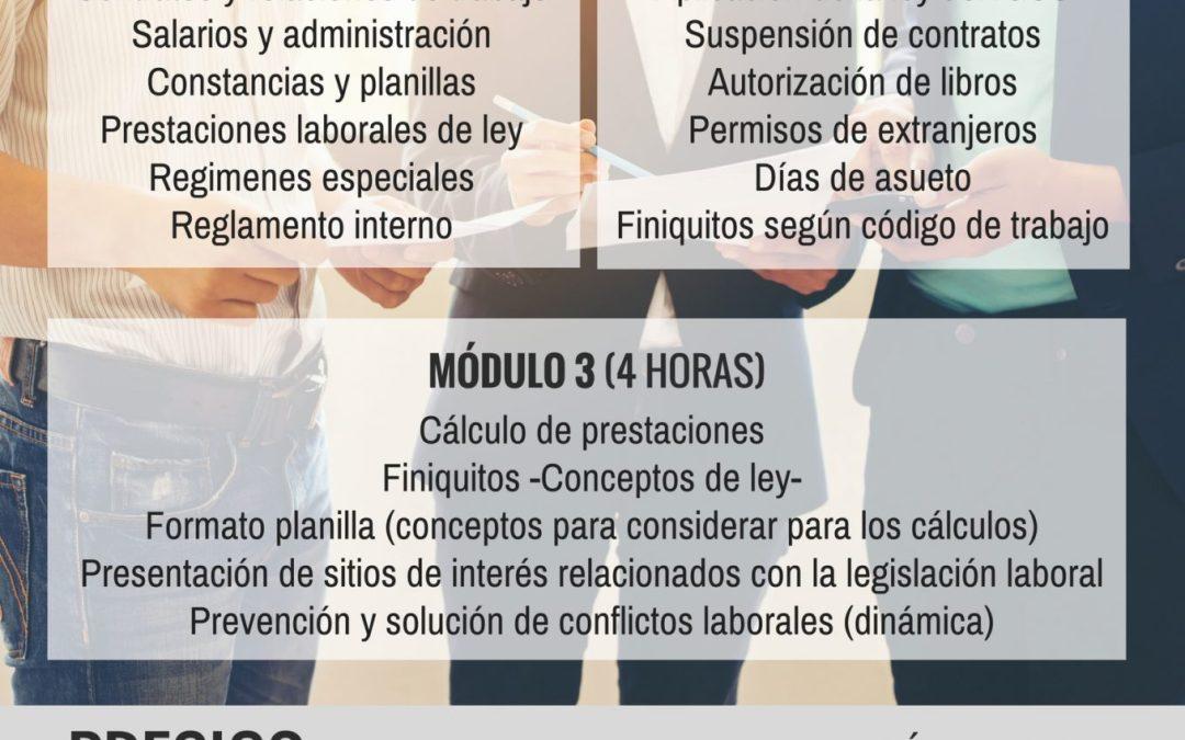 Relaciones laborales y prevención de demandas