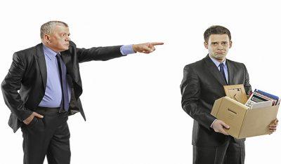 El despido disciplinario