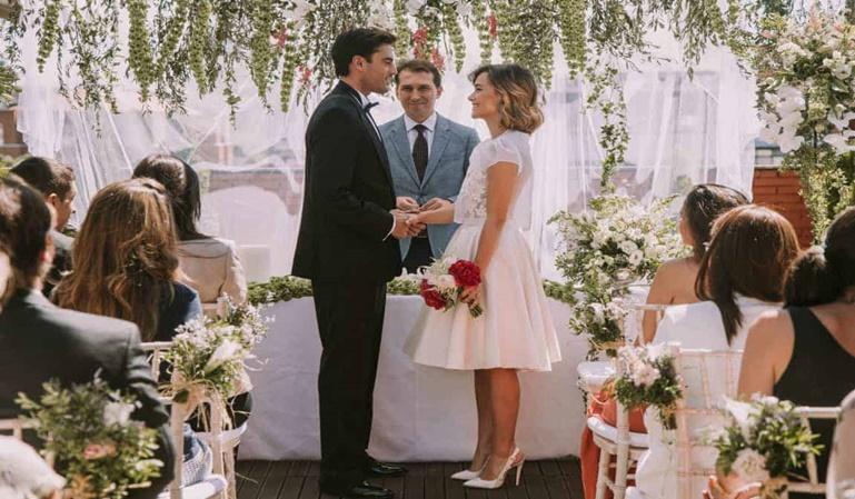 Qué se necesita para una boda civil - Bufete Prolegue