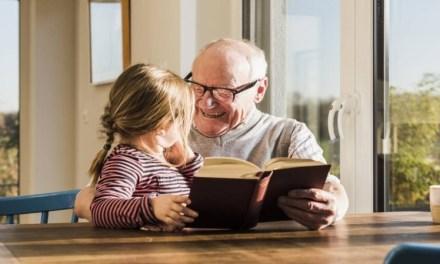 Los derechos de los abuelos con sus nietos