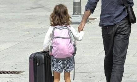 Régimen de visitas tras un divorcio con hijos