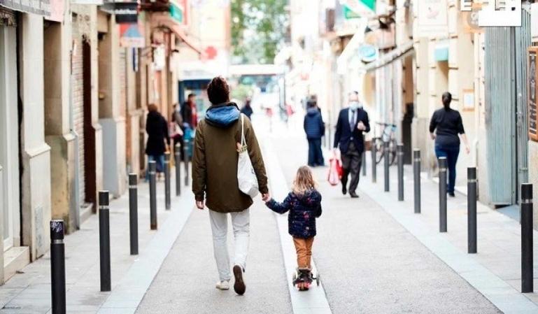Las multas por incumplir las normas de paseo con niños