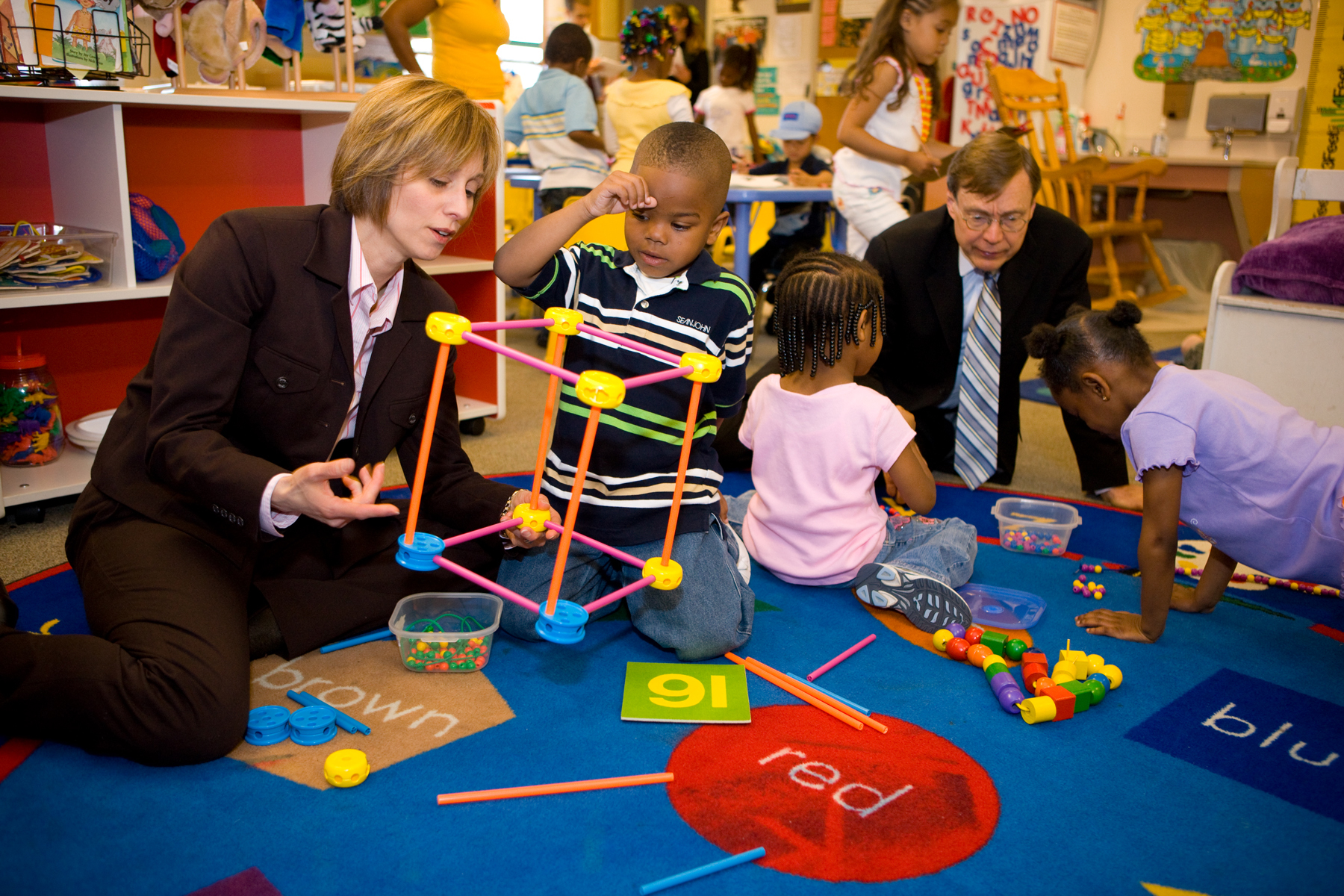 New Technique Developed At Ub For Teaching Math To Preschoolers Adds Up