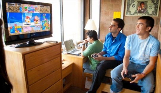 Image result for roommates talking late night