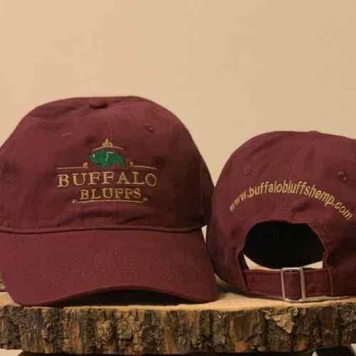 Buffalo Bluffs Stitched Logo Hat