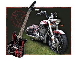 Sturgis Rally Sweepstakes Bike