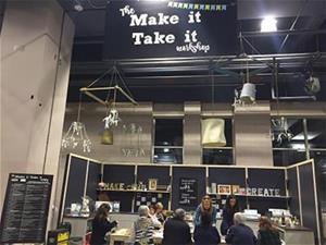 Make It Take It Workshop