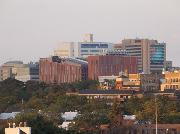 Construction Watch: Jacobs School of Medicine and ...