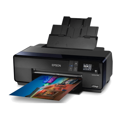 "Epson SureColor P600 13"" Wide Format Inkjet Printer"