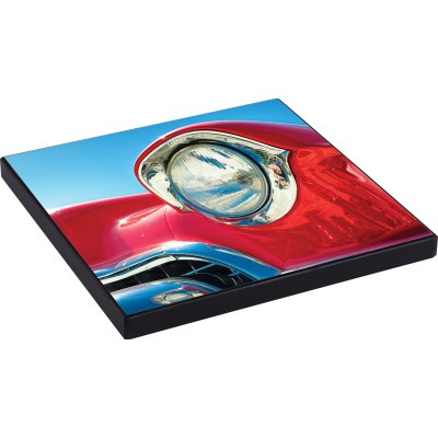 """ChromaLuxe Semi-Glossy 29.5x29.5"""" Square Table Top - 6 Panels / Case"""