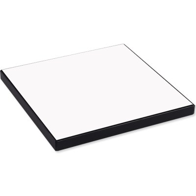 """ChromaLuxe Semi-Glossy 23.75x23.75"""" Square Table Top - 6 Panels / Case"""