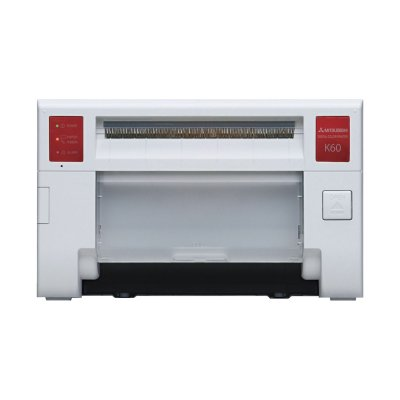 Mitsubishi CP-K60DW-S Dye Sublimation Photo Printer