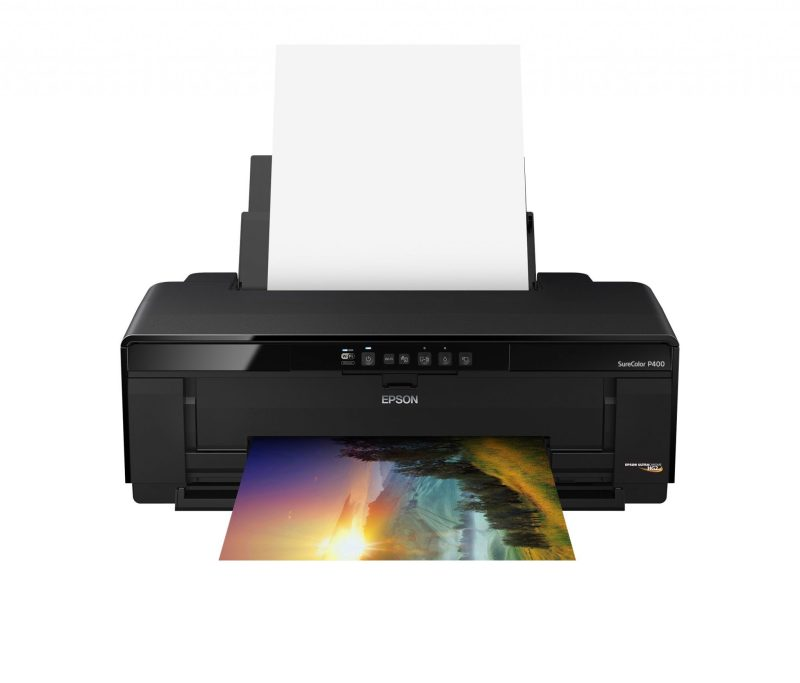 "Epson SureColor P400 13"" Wide Format Inkjet Printer"
