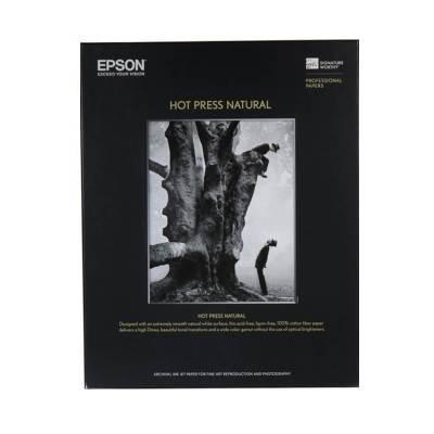 Epson Hot Press Natural Paper