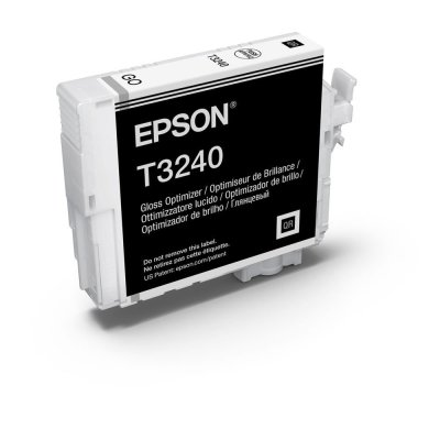 Epson T324020 UltraChrome HG2 Gloss Optimizer Ink Cartridge (2-Pack)