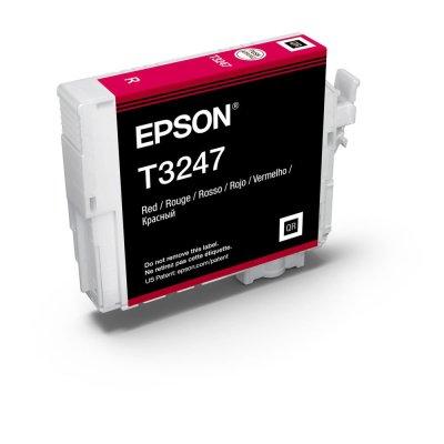 Epson T324720 UltraChrome HG2 Red Ink Cartridge (14 ml)