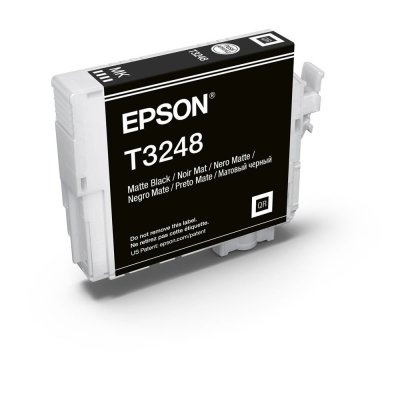 Epson T324820 UltraChrome HG2 Matte Black Ink Cartridge (14 ml)