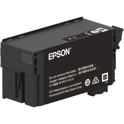 Epson T40W120 UltraChrome XD2 Black Ink Cartridge (80 mL)