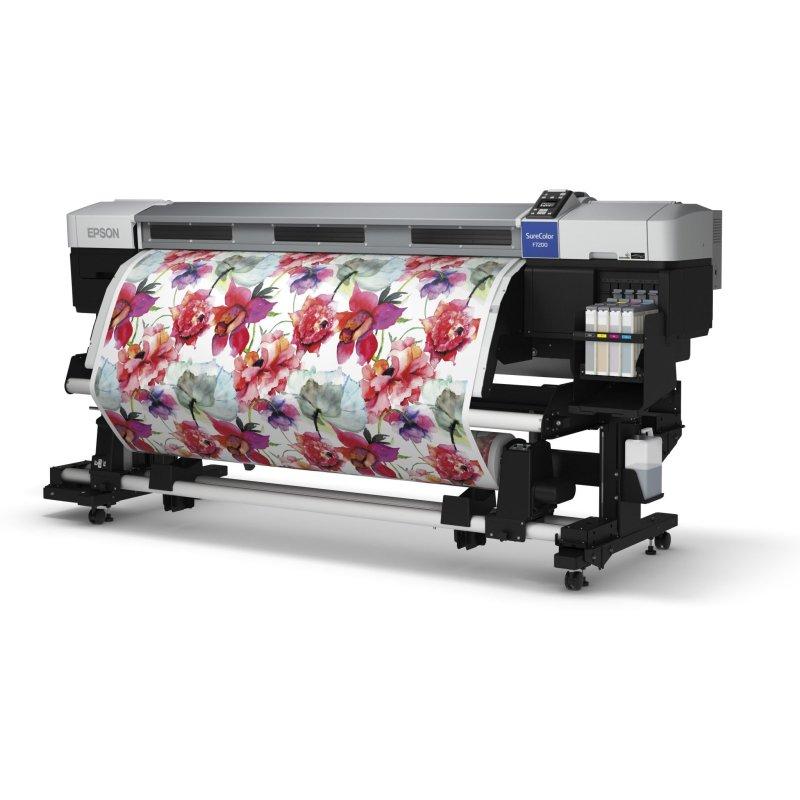 "Epson SureColor F7200 64"" Dye Sublimation Transfer Printer"