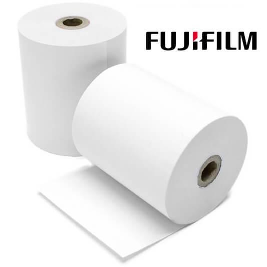 "Fujifilm Frontier-S DX100 5""x213' Quality Dry Photo Paper (2 Rolls, Glossy)"