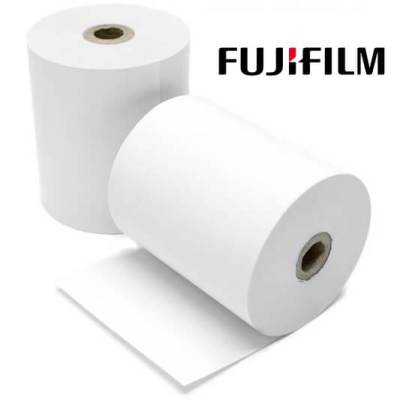 "Fujifilm Frontier-S DX100 8""x213' Quality Dry Photo Paper (2 Rolls, Glossy)"