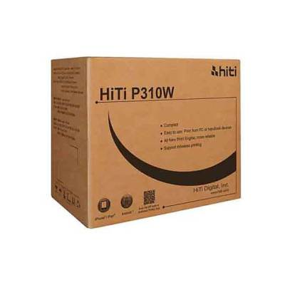"HiTi P310W 4x6"" ID Photo Printer Print Kit (12 x 60 Prints)"