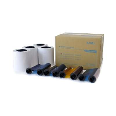 "HiTi P510 4x6"" Photo Printer Print Kit (4 Rolls, 1320 Prints)"