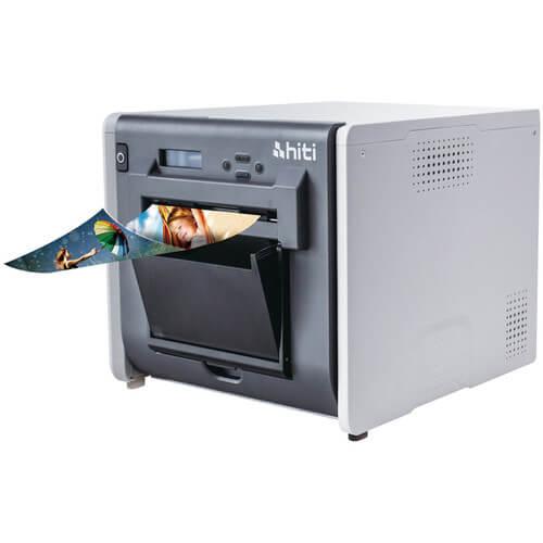 HiTi P530D Dye Sublimation Duplex Photo Printer