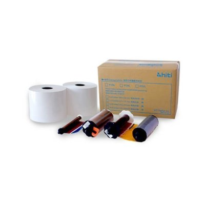 "HiTi P720L 5x7"" Photo Printer Print Kit (2 Rolls, 1200 Prints)"