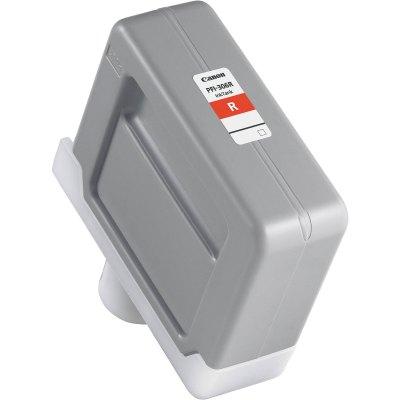 Canon PFI-306R Red Ink Cartridge (330 ml) for iPF8300, iPF8300S, iPF8400, iPF8400S, iPF8400SE, iPF9400, iPF9400S Printers