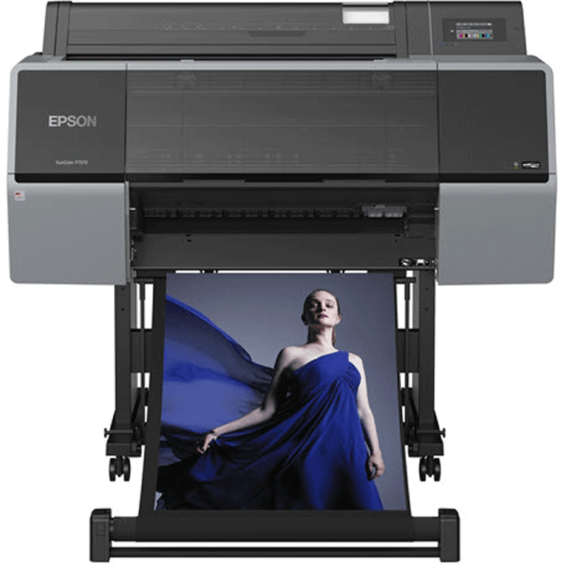 Epson SureColor P7570 24″ Wide-Format Inkjet Printer