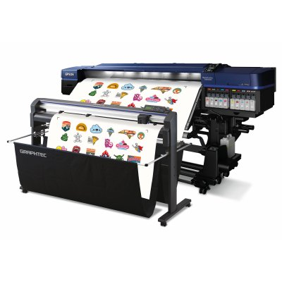 Epson SureColor S80600 Solvent Print & Cut Edition Printer