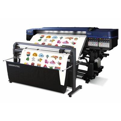 Epson SureColor S80600 Solvent Print & Cut Edition Printer