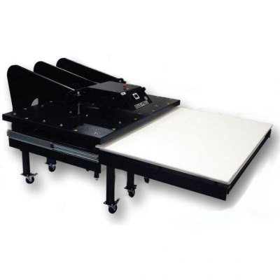 Geo Knight 32″x42″ Air Top & Bottom Heat Twin Heatpress MAXI-3242AW