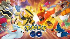 Pokémon GO: (1)