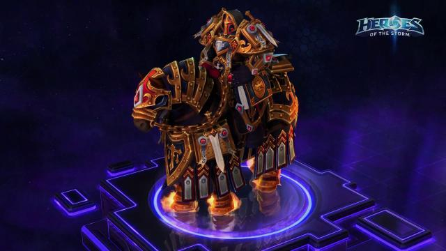 Heroes Of The Storm Kharazims Und Rexxars Skins Im Video