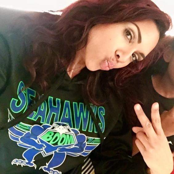 Bekah Baker - Seahawks BOOM