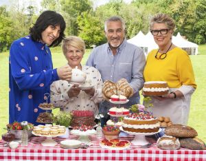 The Great British Bake Off - Pudding Week