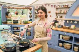 Star Baker - The Great British Bake Off