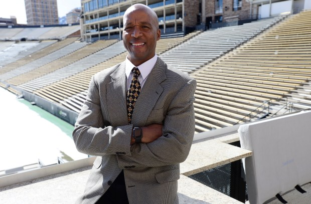 New CU football coach, Karl Dorrell, ...