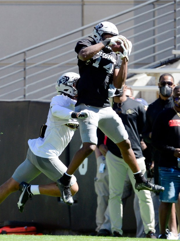 Dimitri Stanley on the catch during ...
