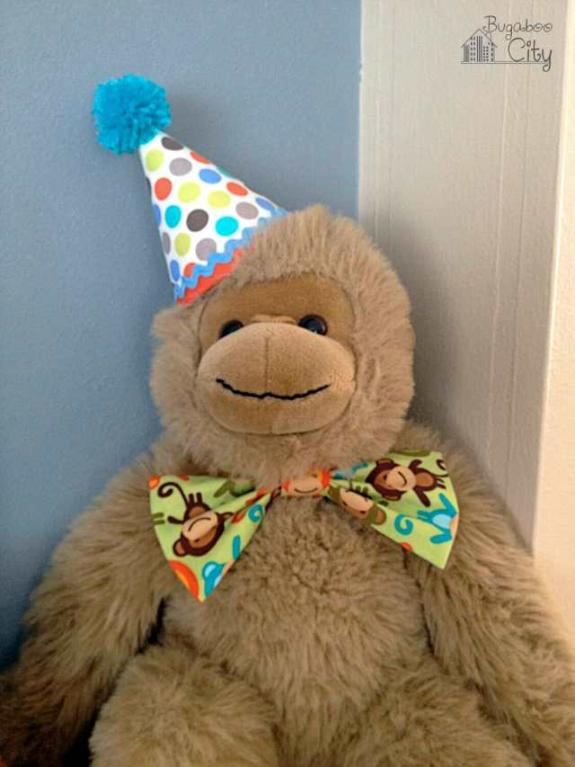 Monkey Themed Party
