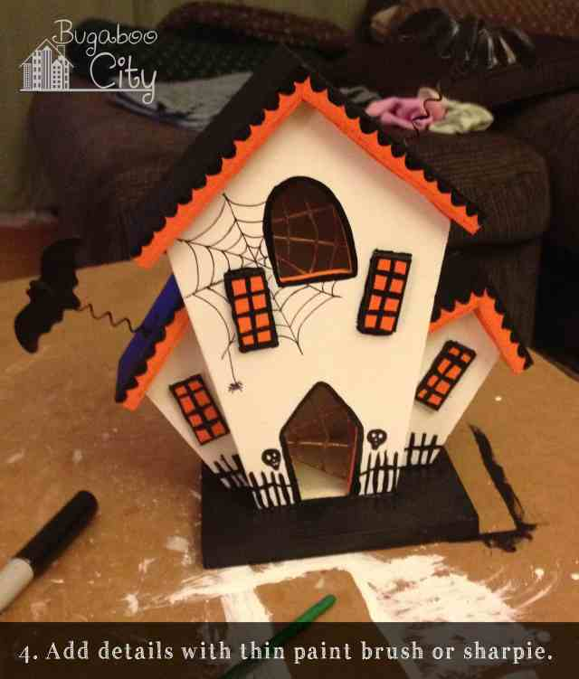 Step 4. DIY Halloween Haunted Houses!