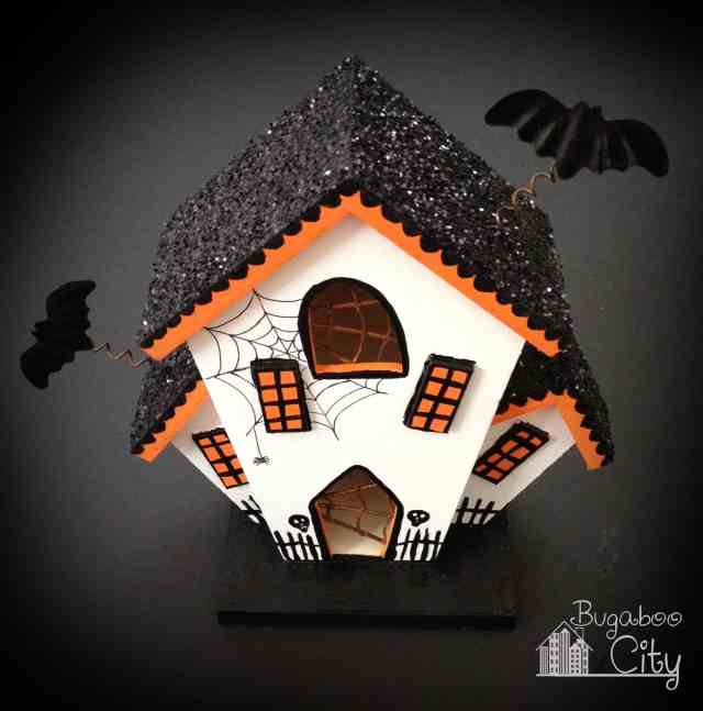 DIY Halloween Haunted Houses!