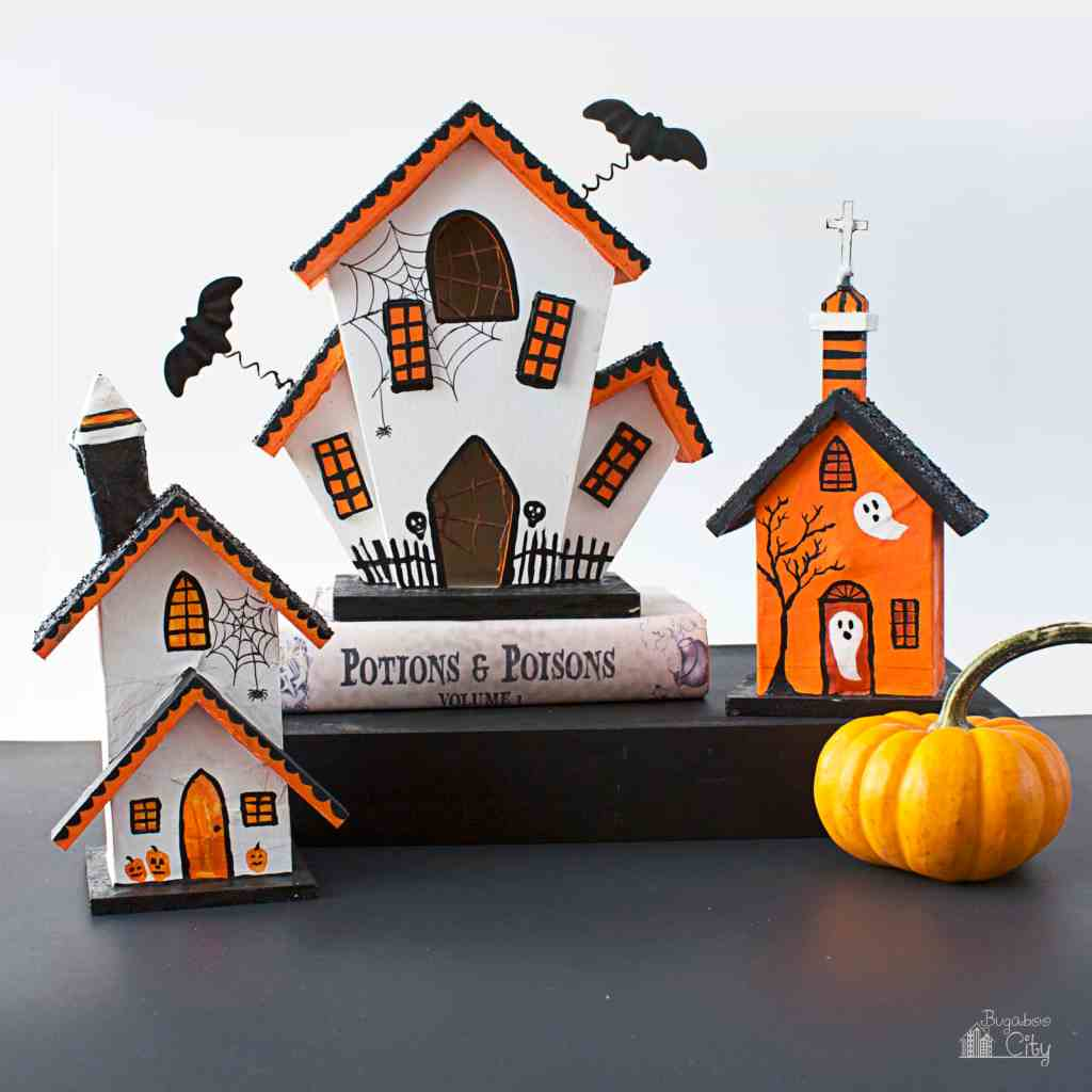 Haunted Houses DIY